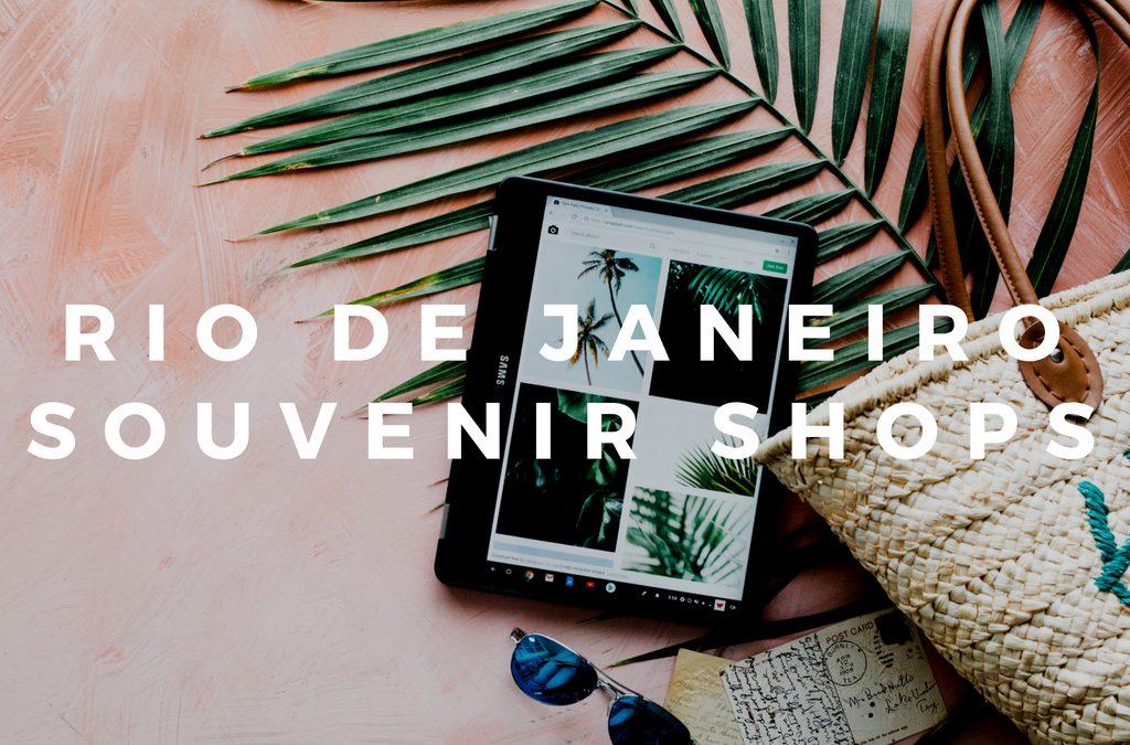 10 Best Souvenir Shops in Rio de Janeiro