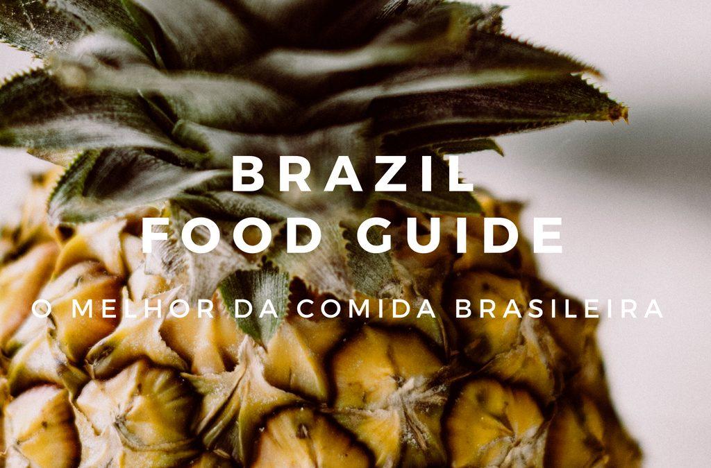Brazilian Food Guide