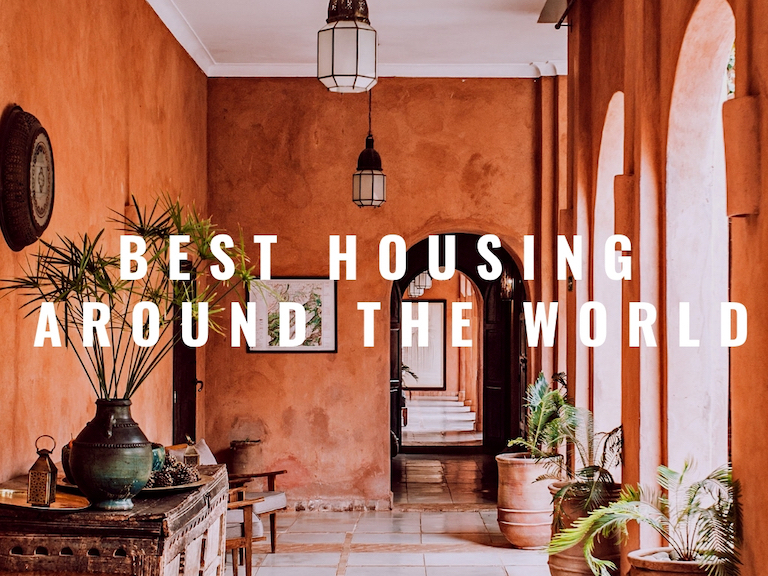 A Digital Nomad's List of the Best Accommodation at Amazing Prices Around The World