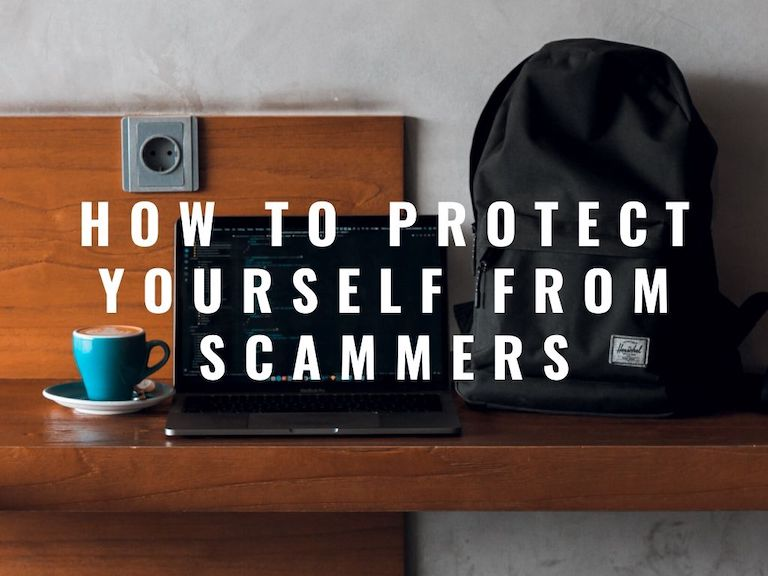 How to Protect Your Identity & Information from Cyber Scammers: Simple Measures Against Online Fraud